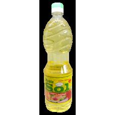 Aceite Montesol de 1 Litro por 12 botellas